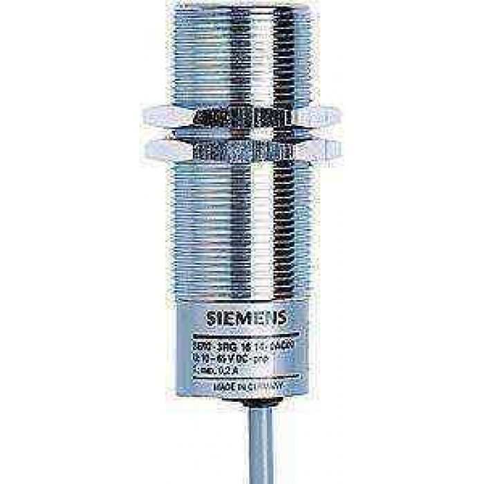SENSOR CAPACITIVE, M30, SN=10MM, FLUSH, DC 10...65V, 4-WIRE, PNP, NO+NC, 200MA, IP67, CABLE 2M, METAL WITH MOLDED PLASTIC HEAD